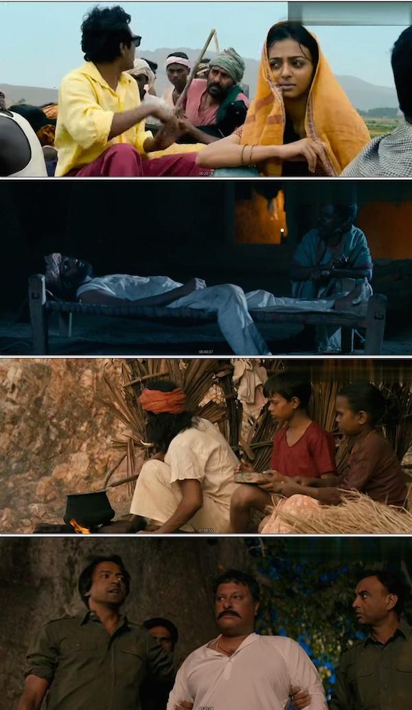 Manjhi The Mountain Man 2015 Hindi DVDScr 720p