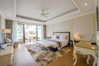 Biệt thự 4 phòng ngủ hướng biển vinpearl