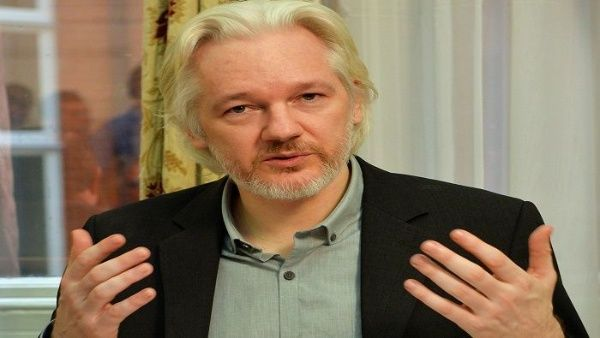 Salud de Assange empeora previo a su audiencia en Reino Unido