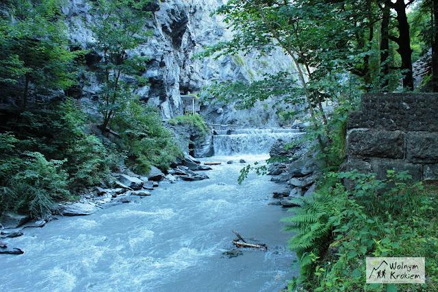 Bad Ragaz Tamina Quelle