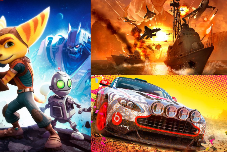 Free games for this weekend of March 2021 on PS5, PS4, PC, Xbox One and Series