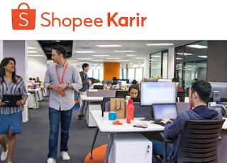 Lowongan Kerja Shopee Express Internasional Indonesia