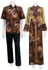 Model Serambit Batik Keluarga Paling Murah