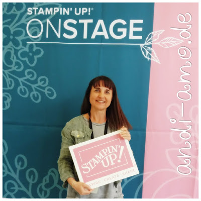 Stampin Up OnStage 2019 andi-amo