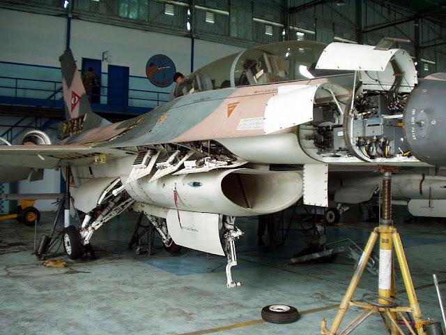 Suku cadang F-16 - WandiWeb