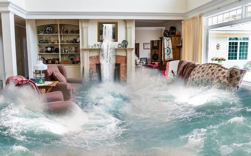 Kerugian Bila Terkena Dampak Banjir
