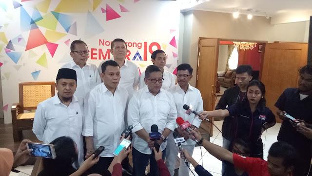 Koalisi Jokowi - Ma'ruf Amin Libatkan Unsur Ulama di Tim Pemenangan