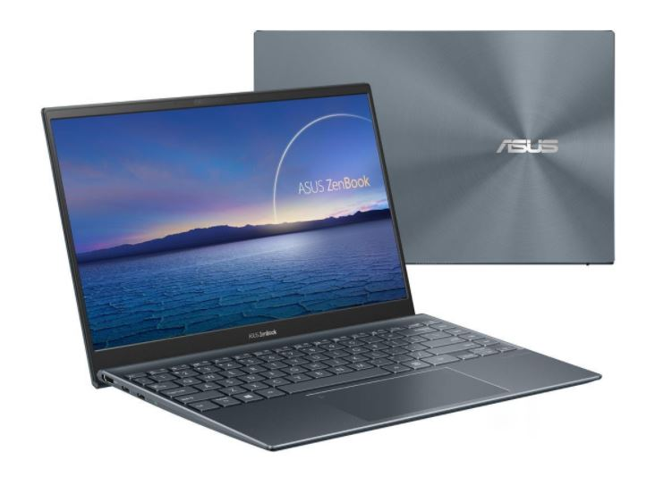 Asus ZenBook 13 UX325EA Kian Kencang Berkat Prosesor Intel Core Generasi ke-11