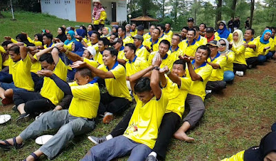 Outbound Training dan CityTour 6