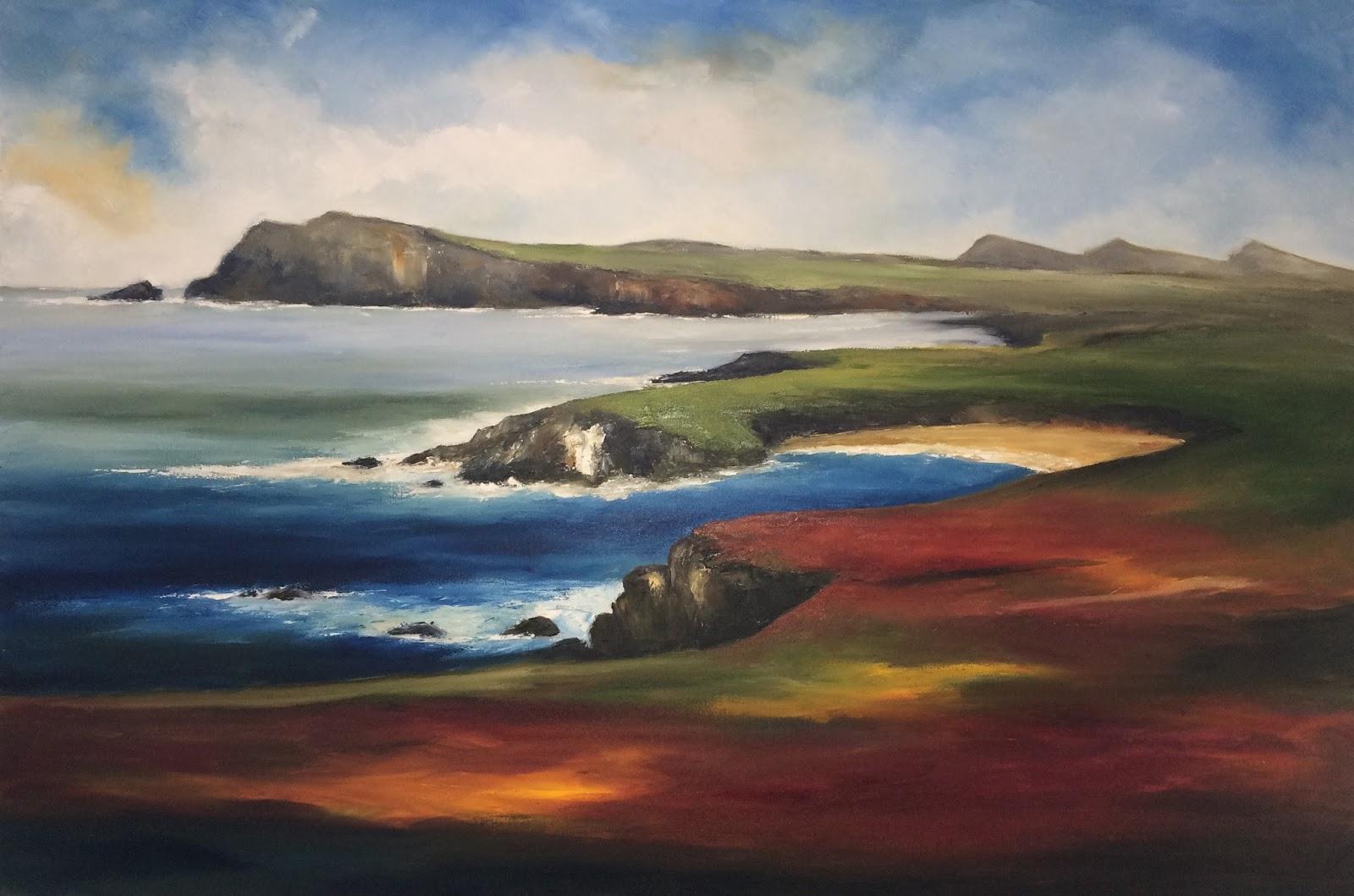 Padraig Mccaul S Art Blog Interview With Charlie Mcbride