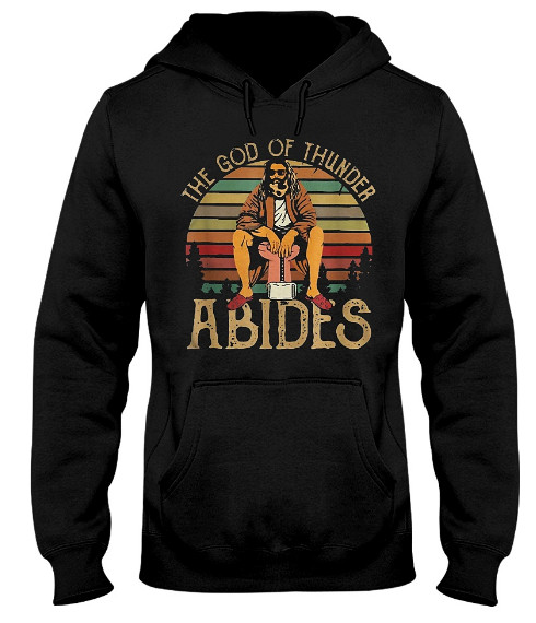 Fat Thor The God Of Thunder Abides Hoodie, Fat Thor The God Of Thunder Abides Sweatshirt, Fat Thor The God Of Thunder Abides Shirt
