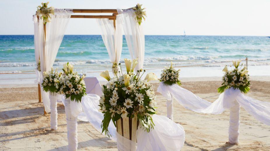 Wedding in Monsoon Season