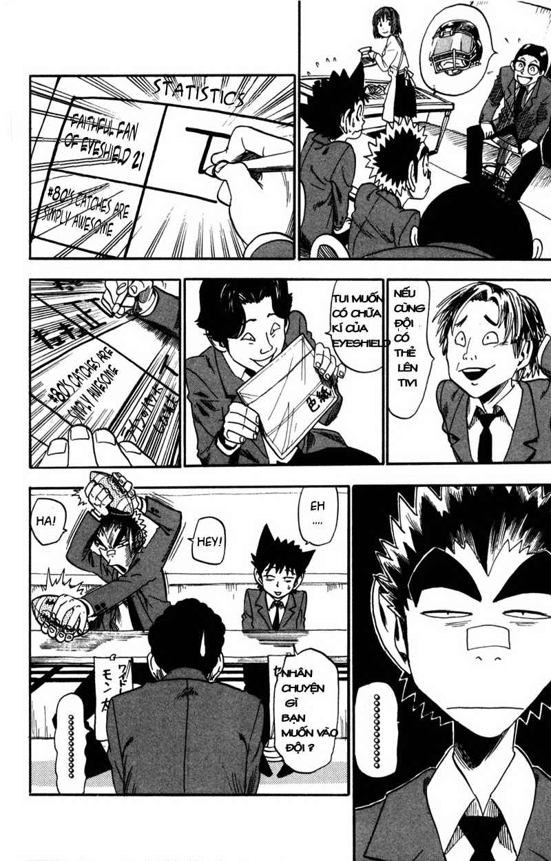 Eyeshield 21 chapter 32 trang 5