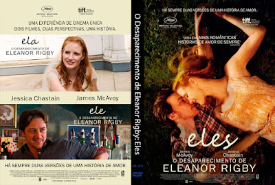 Filme O Desaparecimento de Eleanor Rigby: Eles (The Disappearance of Eleanor Rigby: Them) DVD Capa