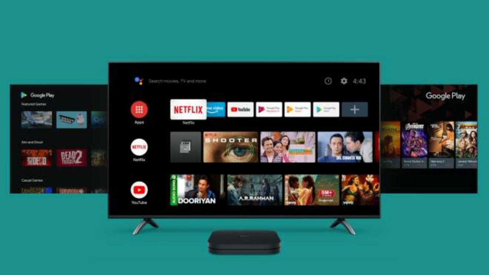 Xiaomi Fire TV Stick OTET Platform