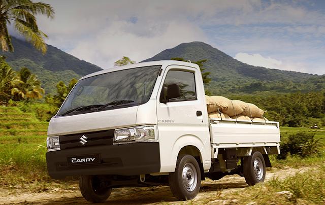Review: Spesifikasi Mobil Legendaris Suzuki Carry