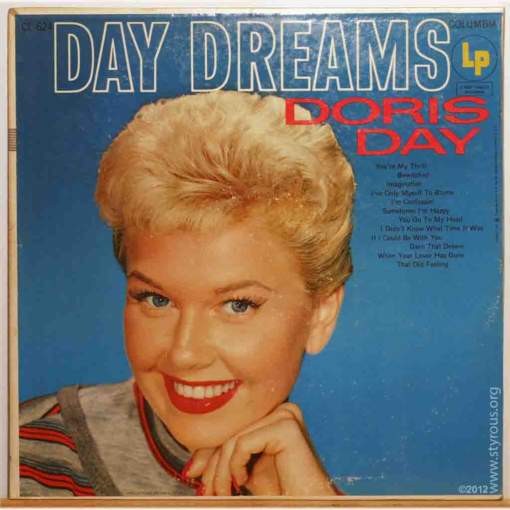 The Styrous 174 Viewfinder 20 000 Vinyl Lps 1 Intro Doris Day