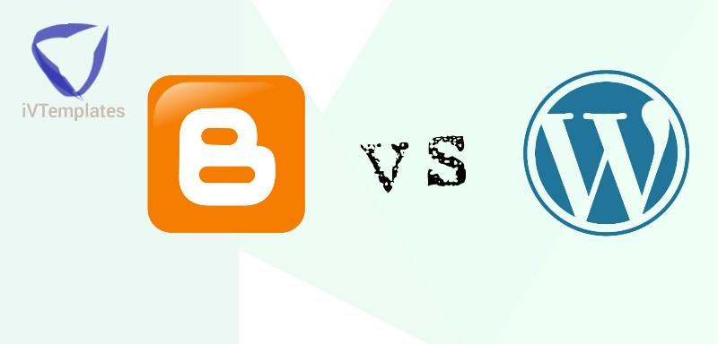 Concept - WordPress vs Blogger