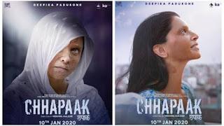 Chhapaak Movie 2020 Full HD download Tamilmv, Hindilinks4u, FilmyHit Bollywood movie, Songs, Download