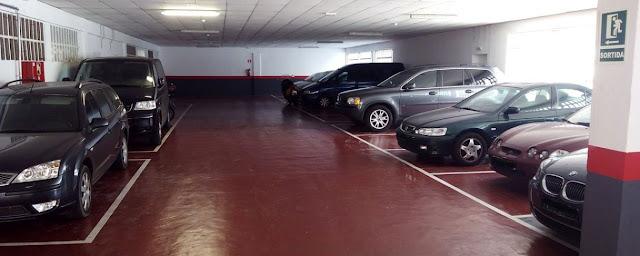Contrato de aparcamiento de vehiculos y Derecho