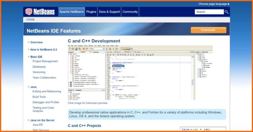 5 IDE dan Compiler Terbaik Untuk Bahasa C