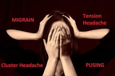alt Sakit kepala bagian depan belakang kanan kiri