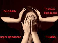 Cara membedakan sakit kepala yang berbahaya