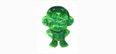 San Diego Comic-Con 2018 Exclusive Shao Lu The Strong Jade Edition Mini Resin Figure by Hyperactive Monkey