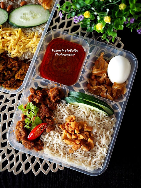 FOOD DELIVERY: Kampung Contemporary Dining, a Melaka Nyonya Restaurant Offers MCO Value Nasi Lemak Dishes