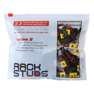 Series II Rackstuds are here!