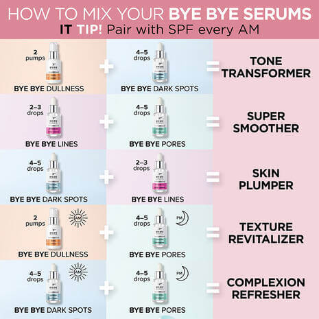 how to layer face serums barbies beauty bits