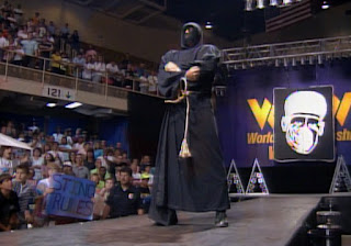 WCW Clash of the Champions XII - The Black Scorpion