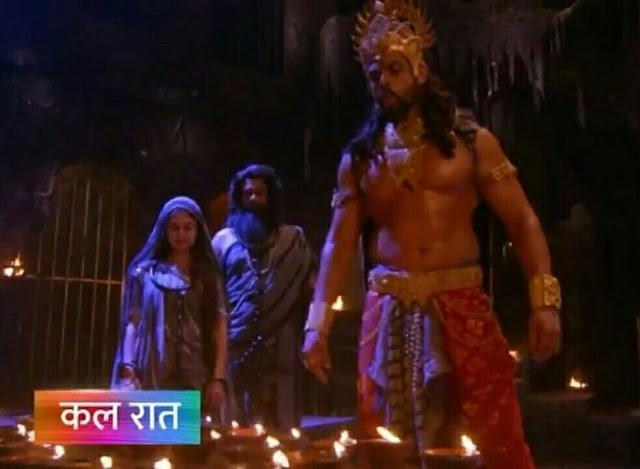 Radha krishna serial kansh | devaki | vashudev