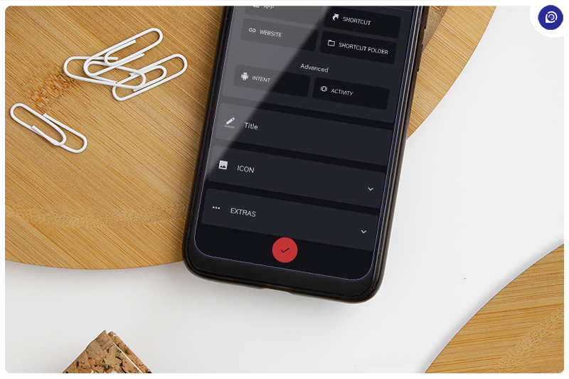Access Anything From Anywhere With Tile Shortcuts.