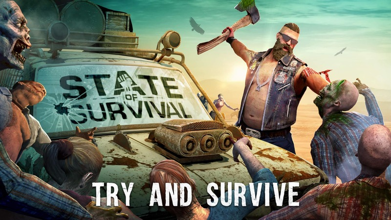 State of Survival  — коды обмена