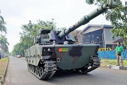 Berita Militer Abraham Mose : Sejumlah Negara Minati Medium Tank Buatan PT Pindad Indonesia