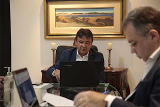 Governador determina isolamento de 7 dias para quem entrar no Piauí