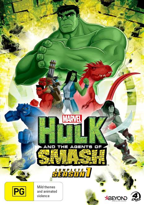 Hulk And The Agent Of Smash Season 01 All Images In Hd