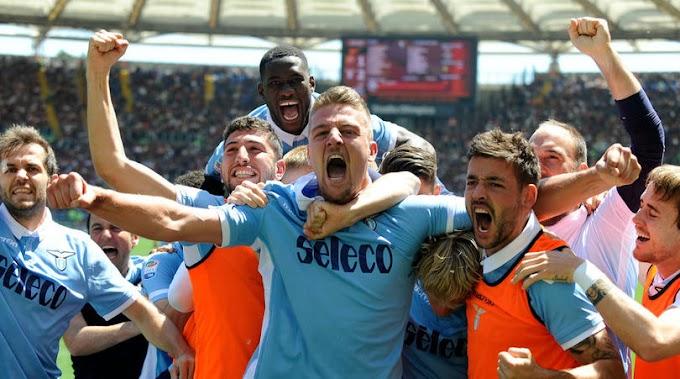 Roma 1 Lazio 3: Keita double wins Derby della Capitale