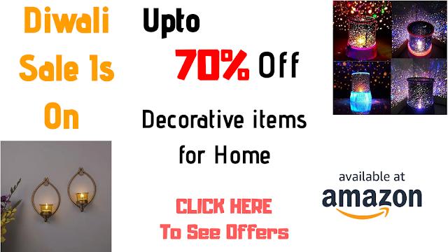Amazon Diwali sale, decorative items for home, diwali Decoration ideas