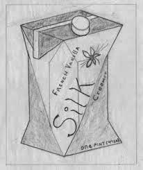 boceto de envase