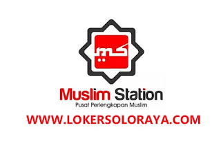 Loker Desain Grafis di Muslim Station Sukoharjo