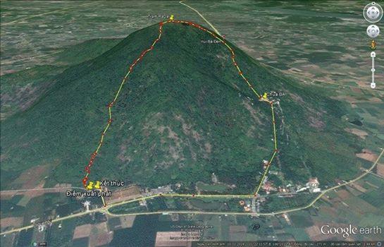 Tour Thể Lực Leo Núi Bà Đen - 1 ngày