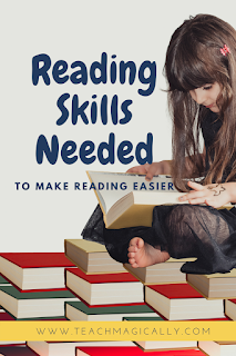 Reading skills image by teach magically