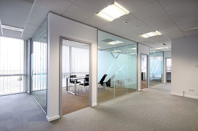 glass fixing company - deco deal technical services