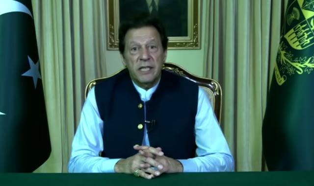 Imran Khan Peringatkan Taliban Soal Ancaman Perang Saudara di Afghanistan.lelemuku.com.jpg