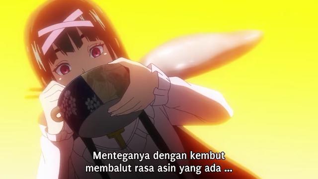 Shokugeki no Soma: Shin no Sara Episode 06 Subtitle Indonesia