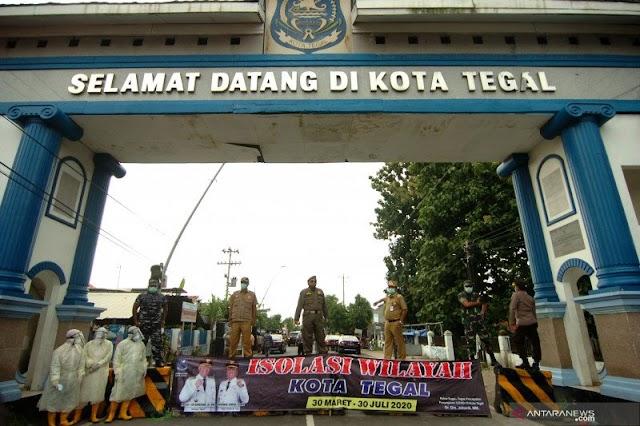 Wali Kota Tegal diminta jangan bertentangan dengan pemerintah pusat