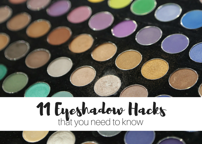 11 Eyeshadow Hacks That You Need to Know