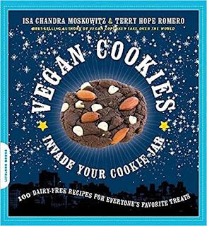 Vegan Cookies Invade Your Cookie Jar cookbook review